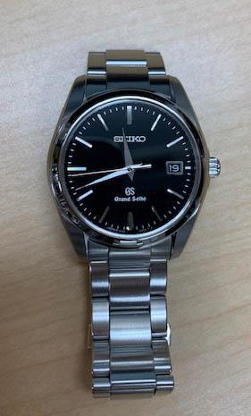買取したグランド セイコー SBGX061