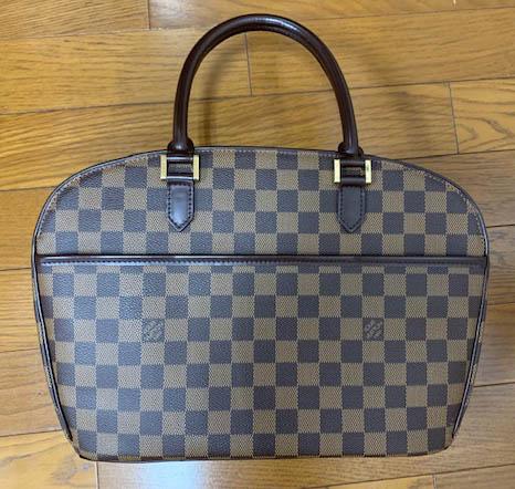 ルイヴィトンのハンドバッグの買取品