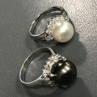 真珠の指輪の買取品