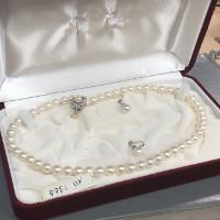 真珠セットの買取品