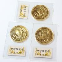平成2年御即位記念,十万円金貨を買取しました。