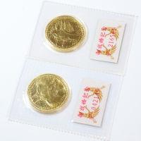 平成2年御即位記念,十万円金貨