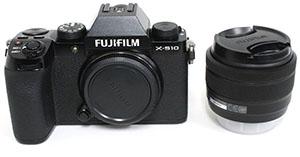 買取したフジフィルム X-S10