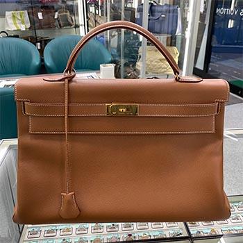 エルメスのハンドバッグ ケリー40外縫い