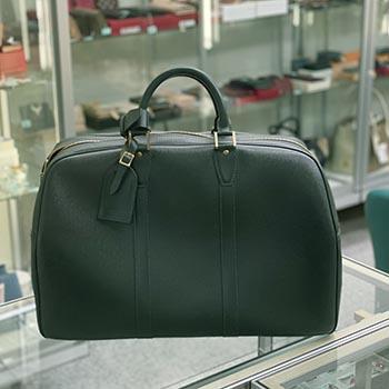 買取したタイガのトラベルバッグ