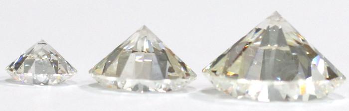 ダイヤモンドカラーグレード