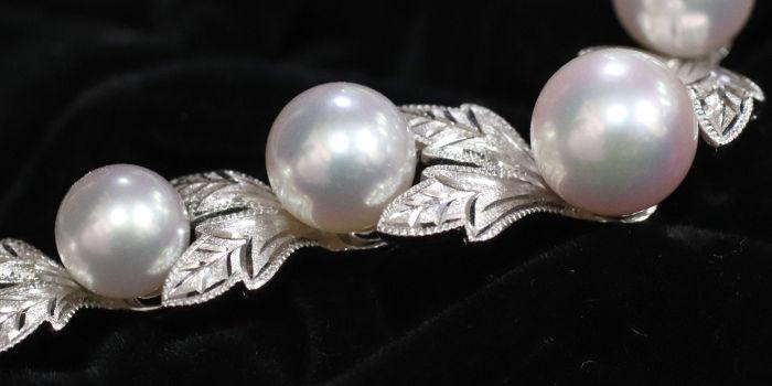 ミキモトの真珠