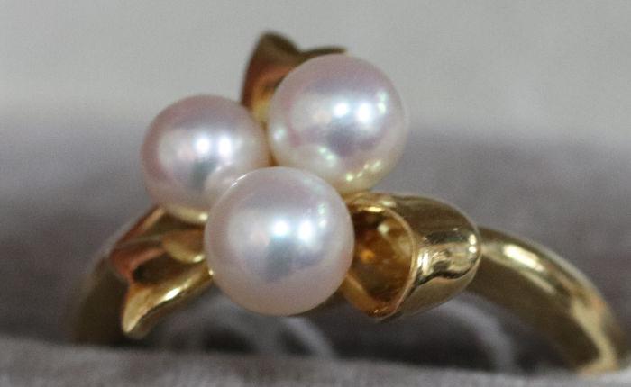 ミキモト真珠