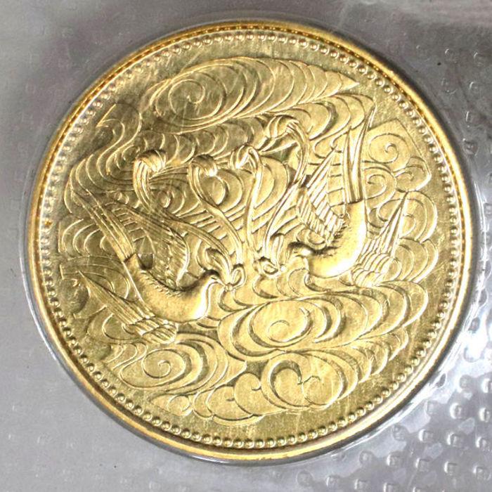 金貨表のデザイン