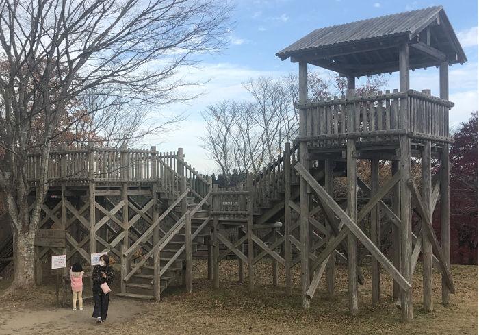 県民の森入口