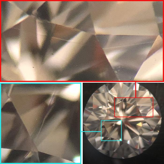 結晶構造のゆがみ