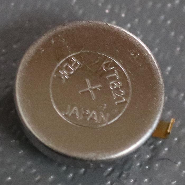 専用バッテリーUT621
