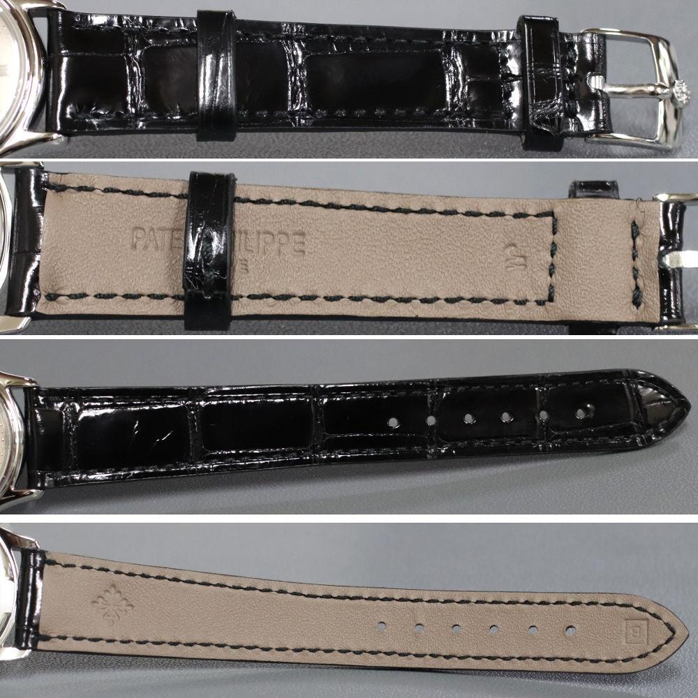 パテックフィリップの新品の革ベルト